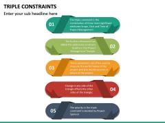 Triple Constraints PPT Slide 20
