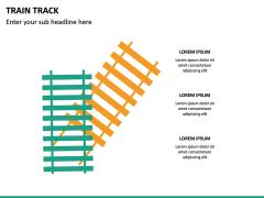 Train Track PPT Slide 20