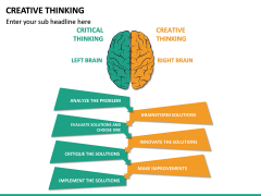 Creative Thinking PPT Slide 18