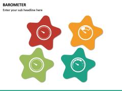 Barometer Icons PPT Slide 27