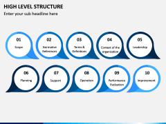 High Level Structure PPT Slide 7