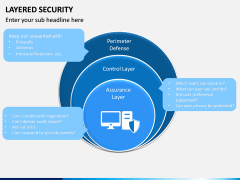 Layered Security PPT slide 11