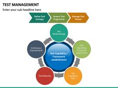 Test Management PPT slide 23