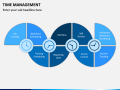 Time Management PPT Slide 1