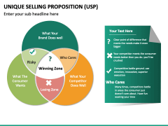 Unique Selling Proposition (USP) PPT slide 22