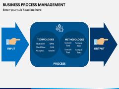 Business process management PPT slide 12