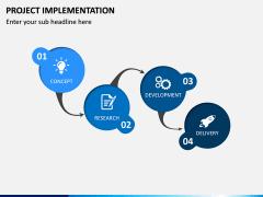 Project Implementation PPT Slide 2