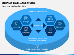 Business Excellence Model PPT slide 8