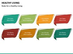 Healthy Living PPT Slide 16