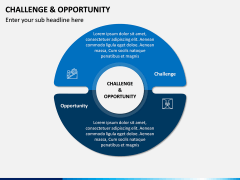 Challenge and Opportunity PPT Slide 8
