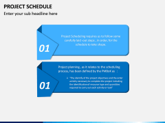 Project Schedule PPT Slide 9