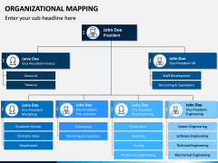 Organizational Mapping PPT Slide 6