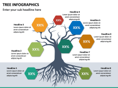 Tree Infographics PPT Slide 30