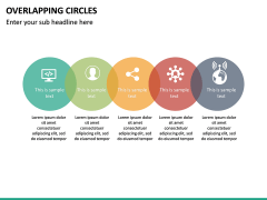 Overlapping Circles PPT Slide 30