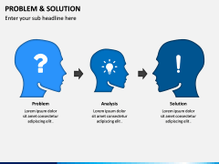 Problem and Solution PPT Slide 9