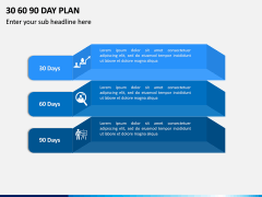 30 60 90 Day Plan PPT Slide 15
