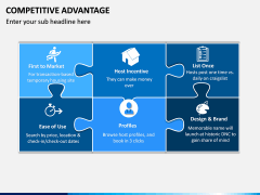 Competitive Advantage PPT Slide 4