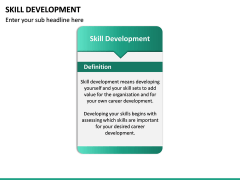 Skill Development PPT slide 15