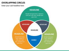 Overlapping Circles PPT Slide 24