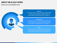 About Me / Self Intro PPT Slide 6