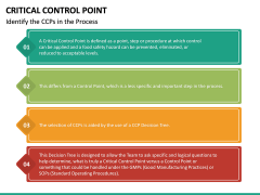 Critical Control Point PPT Slide 24