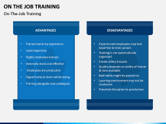 On the Job Training PPT Slide 11