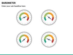 Barometer Icons PPT Slide 16