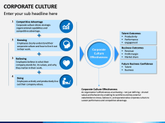 Corporate Culture PPT Slide 11