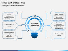 Strategic Objectives PPT Slide 4