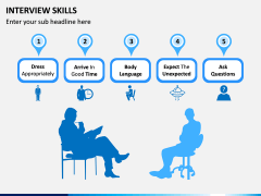 Interview Skills PPT Slide 1