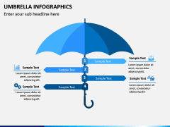 Umbrella Infographics PPT Slide 3