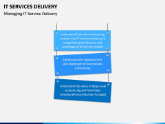 IT Service Delivery PPT Slide 9