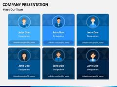 Company Presentation PPT Slide 4