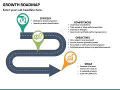 Growth Roadmap PPT Slide 14