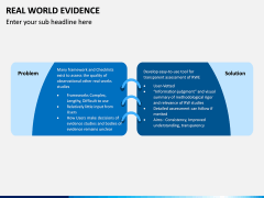 Real World Evidence PPT Slide 13