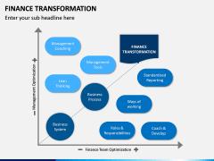 Finance Transformation PPT Slide 13