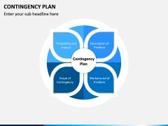 Contingency Plan PPT Slide 4