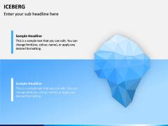 Iceberg PPT slide 11