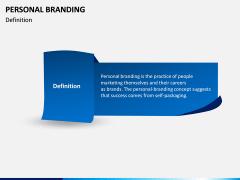 Personal Branding PPT Slide 1