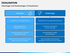 Desalination PPT Slide 13