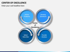 Center of Excellence PPT Slide 10
