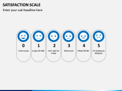 Satisfaction Scale PPT Slide 11