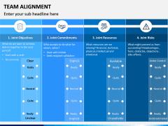 Team Alignment PPT Slide 17