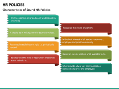 HR Policies PPT Slide 21