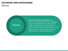 Electronic Data Interchange (EDI) PPT slide 15