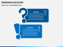 Problem and Solution PPT Slide 11