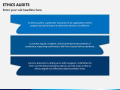 Ethics Audit PPT Slide 3