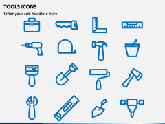 Tools Icons PPT Slide 4