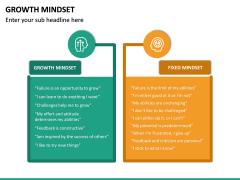 Growth Mindset PPT Slide 29