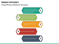Energy Efficiency PPT Slide 31